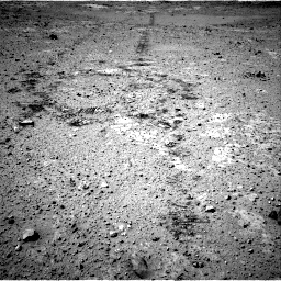 Nasa's Mars rover Curiosity acquired this image using its Right Navigation Camera on Sol 547, at drive 72, site number 27