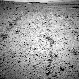 Nasa's Mars rover Curiosity acquired this image using its Right Navigation Camera on Sol 547, at drive 114, site number 27