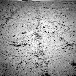 Nasa's Mars rover Curiosity acquired this image using its Right Navigation Camera on Sol 547, at drive 132, site number 27