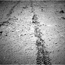 Nasa's Mars rover Curiosity acquired this image using its Right Navigation Camera on Sol 547, at drive 168, site number 27