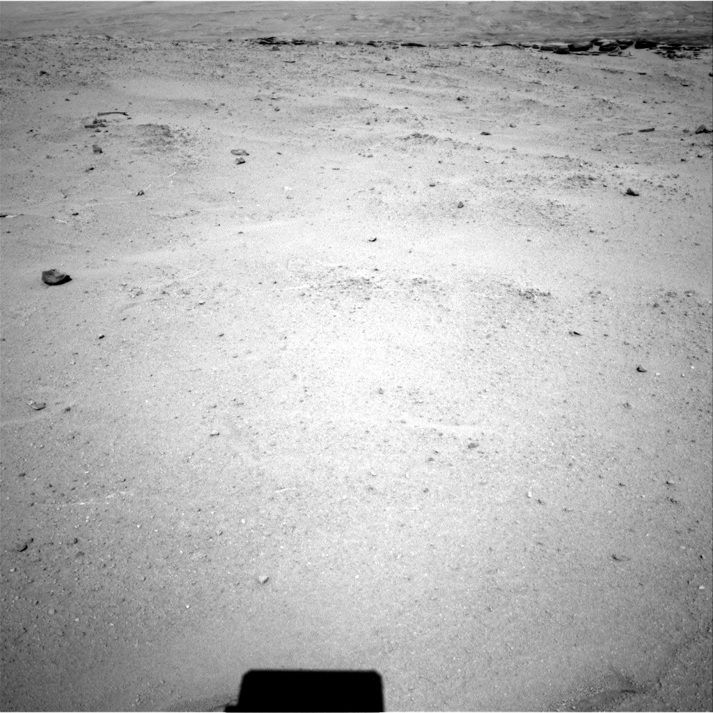 Nasa's Mars rover Curiosity acquired this image using its Right Navigation Camera on Sol 547, at drive 520, site number 27