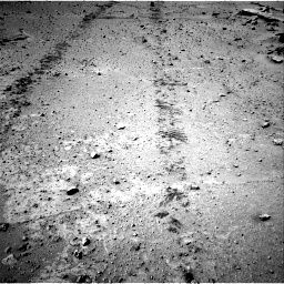 Nasa's Mars rover Curiosity acquired this image using its Right Navigation Camera on Sol 548, at drive 820, site number 27