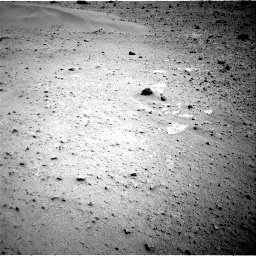 Nasa's Mars rover Curiosity acquired this image using its Right Navigation Camera on Sol 549, at drive 968, site number 27