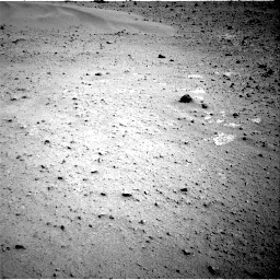 Nasa's Mars rover Curiosity acquired this image using its Right Navigation Camera on Sol 549, at drive 974, site number 27