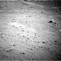 Nasa's Mars rover Curiosity acquired this image using its Right Navigation Camera on Sol 549, at drive 986, site number 27
