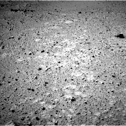 Nasa's Mars rover Curiosity acquired this image using its Left Navigation Camera on Sol 550, at drive 1058, site number 27