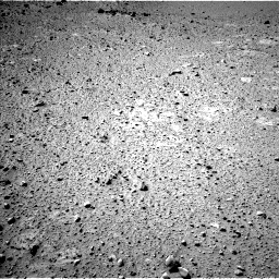 Nasa's Mars rover Curiosity acquired this image using its Left Navigation Camera on Sol 550, at drive 1076, site number 27