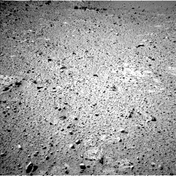 Nasa's Mars rover Curiosity acquired this image using its Left Navigation Camera on Sol 550, at drive 1082, site number 27