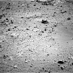 Nasa's Mars rover Curiosity acquired this image using its Left Navigation Camera on Sol 550, at drive 1100, site number 27