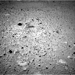 Nasa's Mars rover Curiosity acquired this image using its Right Navigation Camera on Sol 550, at drive 1040, site number 27