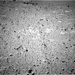 Nasa's Mars rover Curiosity acquired this image using its Right Navigation Camera on Sol 550, at drive 1076, site number 27
