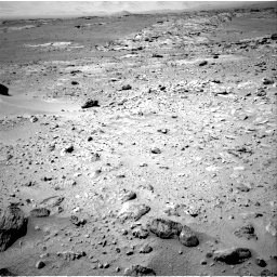 Nasa's Mars rover Curiosity acquired this image using its Right Navigation Camera on Sol 552, at drive 1256, site number 27