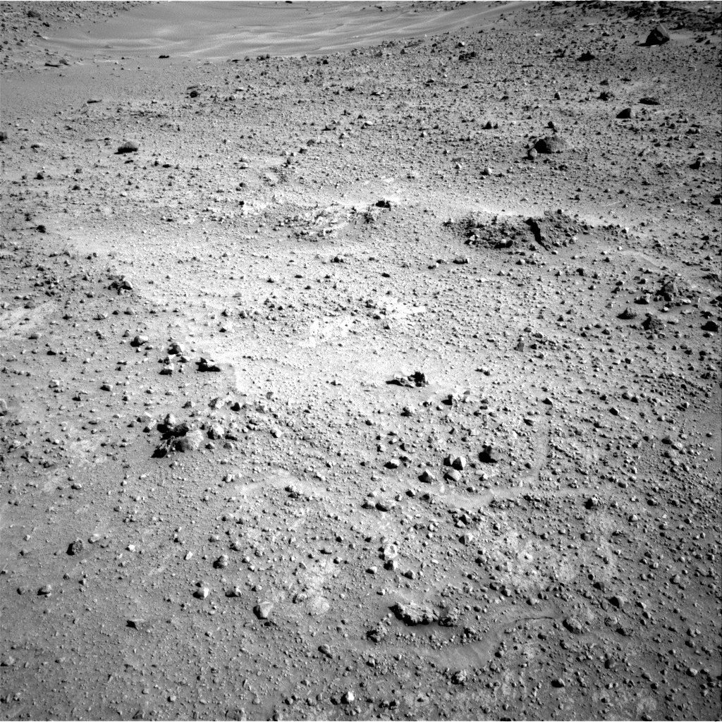 Nasa's Mars rover Curiosity acquired this image using its Right Navigation Camera on Sol 552, at drive 1460, site number 27