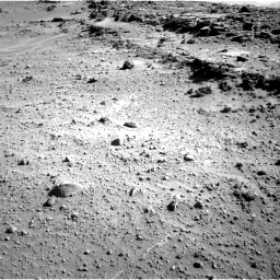 Nasa's Mars rover Curiosity acquired this image using its Right Navigation Camera on Sol 552, at drive 1484, site number 27