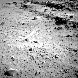 Nasa's Mars rover Curiosity acquired this image using its Right Navigation Camera on Sol 552, at drive 1490, site number 27