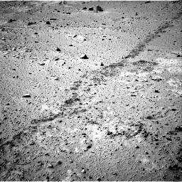 Nasa's Mars rover Curiosity acquired this image using its Right Navigation Camera on Sol 553, at drive 12, site number 28