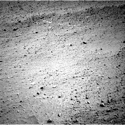 Nasa's Mars rover Curiosity acquired this image using its Right Navigation Camera on Sol 554, at drive 264, site number 28