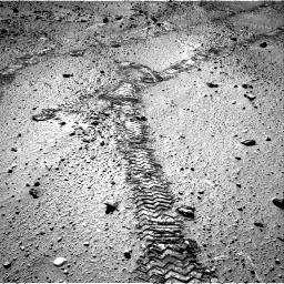 Nasa's Mars rover Curiosity acquired this image using its Right Navigation Camera on Sol 555, at drive 478, site number 28