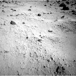 Nasa's Mars rover Curiosity acquired this image using its Right Navigation Camera on Sol 555, at drive 550, site number 28