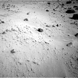 Nasa's Mars rover Curiosity acquired this image using its Right Navigation Camera on Sol 555, at drive 568, site number 28