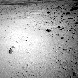 Nasa's Mars rover Curiosity acquired this image using its Right Navigation Camera on Sol 555, at drive 598, site number 28