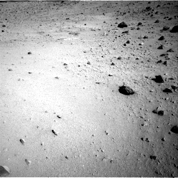 Nasa's Mars rover Curiosity acquired this image using its Right Navigation Camera on Sol 555, at drive 610, site number 28