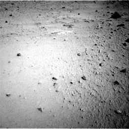 Nasa's Mars rover Curiosity acquired this image using its Right Navigation Camera on Sol 555, at drive 628, site number 28