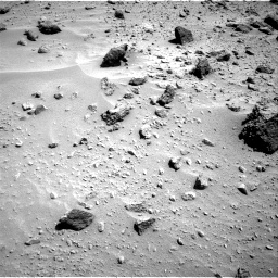 NASA's Mars rover Curiosity acquired this image using its Right Navigation Cameras (Navcams) on Sol 558