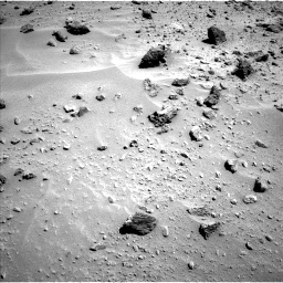 Nasa's Mars rover Curiosity acquired this image using its Left Navigation Camera on Sol 559, at drive 634, site number 28