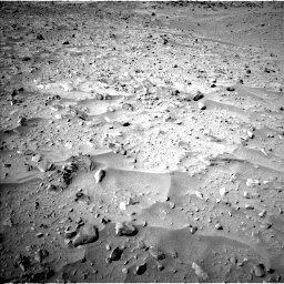 Nasa's Mars rover Curiosity acquired this image using its Left Navigation Camera on Sol 559, at drive 658, site number 28