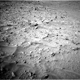 Nasa's Mars rover Curiosity acquired this image using its Left Navigation Camera on Sol 559, at drive 664, site number 28
