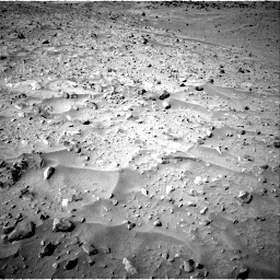 Nasa's Mars rover Curiosity acquired this image using its Right Navigation Camera on Sol 559, at drive 658, site number 28