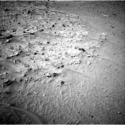 Nasa's Mars rover Curiosity acquired this image using its Right Navigation Camera on Sol 559, at drive 670, site number 28