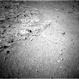 Nasa's Mars rover Curiosity acquired this image using its Right Navigation Camera on Sol 559, at drive 676, site number 28