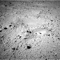 Nasa's Mars rover Curiosity acquired this image using its Left Navigation Camera on Sol 560, at drive 956, site number 28