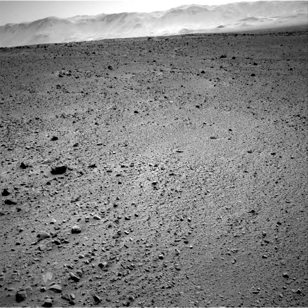 Nasa's Mars rover Curiosity acquired this image using its Right Navigation Camera on Sol 560, at drive 914, site number 28