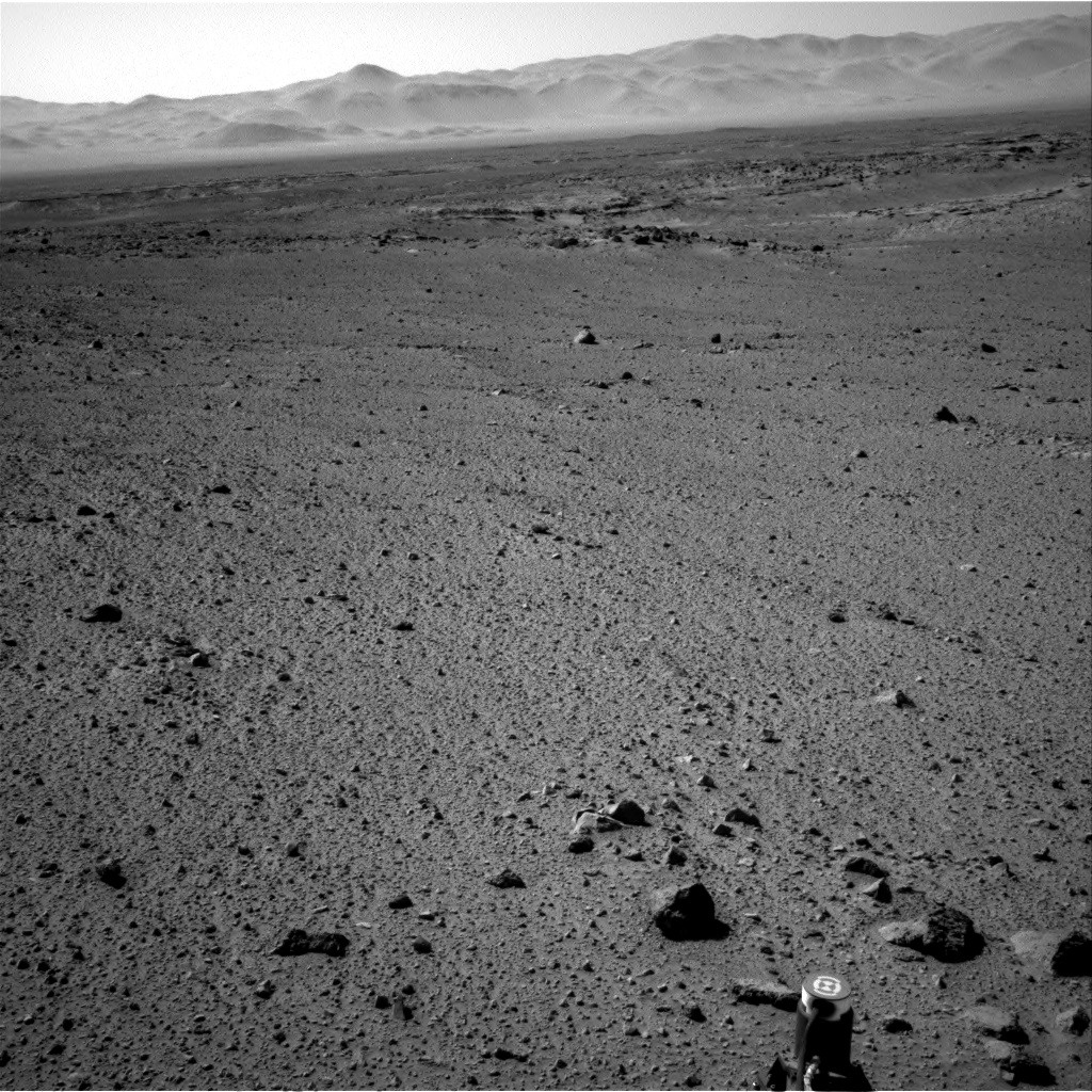 Nasa's Mars rover Curiosity acquired this image using its Right Navigation Camera on Sol 560, at drive 1122, site number 28