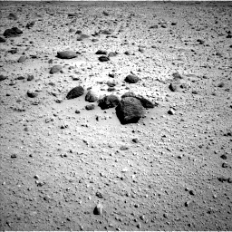 Nasa's Mars rover Curiosity acquired this image using its Left Navigation Camera on Sol 561, at drive 1152, site number 28