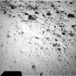 Nasa's Mars rover Curiosity acquired this image using its Left Navigation Camera on Sol 561, at drive 1320, site number 28