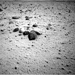 Nasa's Mars rover Curiosity acquired this image using its Right Navigation Camera on Sol 561, at drive 1152, site number 28