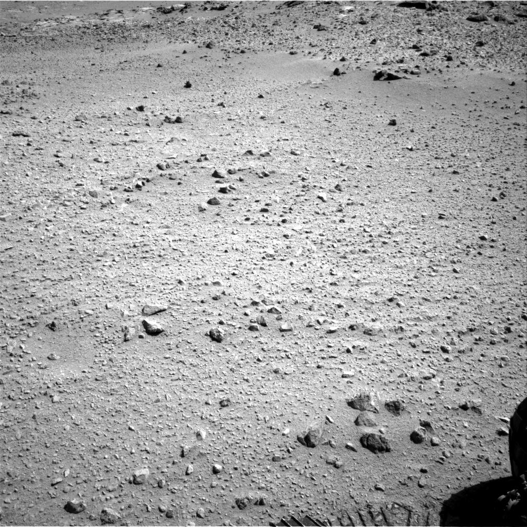 Nasa's Mars rover Curiosity acquired this image using its Right Navigation Camera on Sol 561, at drive 1296, site number 28