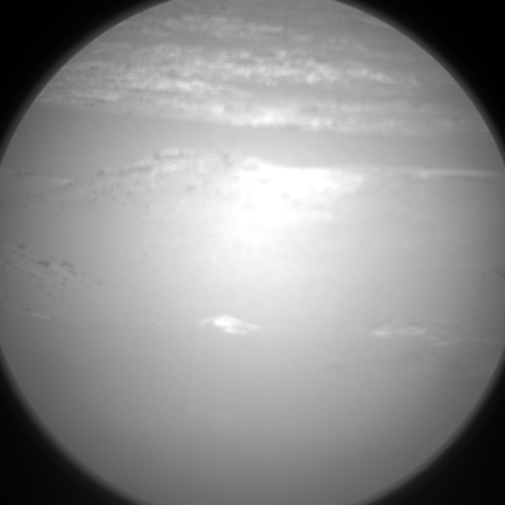 Nasa's Mars rover Curiosity acquired this image using its Chemistry & Camera (ChemCam) on Sol 562, at drive 1374, site number 28