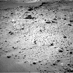 Nasa's Mars rover Curiosity acquired this image using its Left Navigation Camera on Sol 562, at drive 1368, site number 28