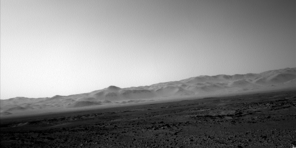 Nasa's Mars rover Curiosity acquired this image using its Left Navigation Camera on Sol 562, at drive 1374, site number 28