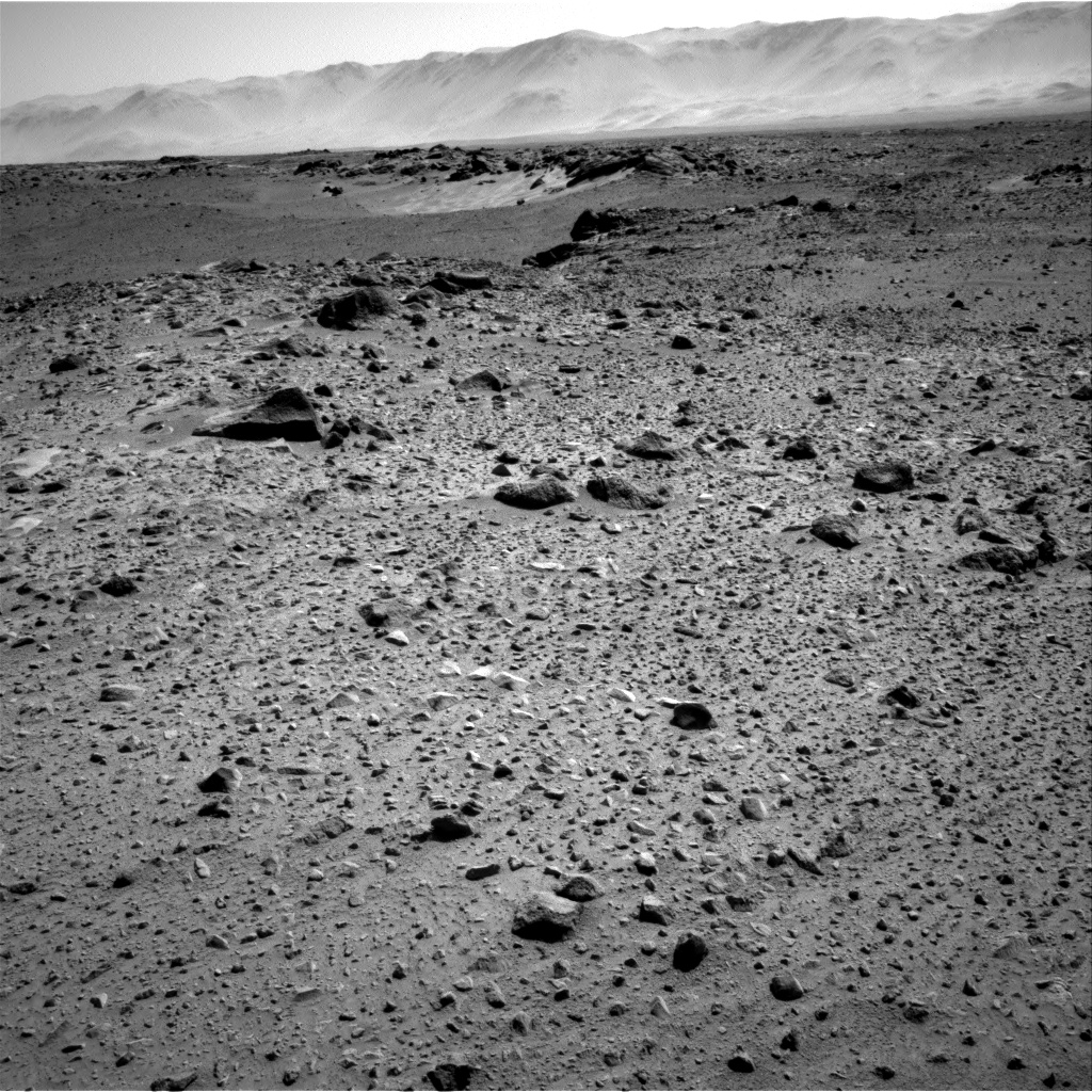 Nasa's Mars rover Curiosity acquired this image using its Right Navigation Camera on Sol 562, at drive 1374, site number 28