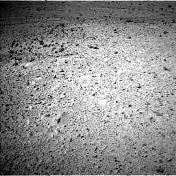 Nasa's Mars rover Curiosity acquired this image using its Left Navigation Camera on Sol 563, at drive 1494, site number 28