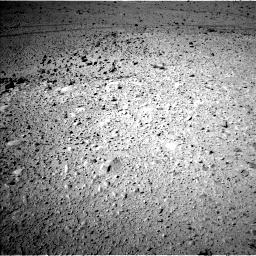 Nasa's Mars rover Curiosity acquired this image using its Left Navigation Camera on Sol 563, at drive 1504, site number 28