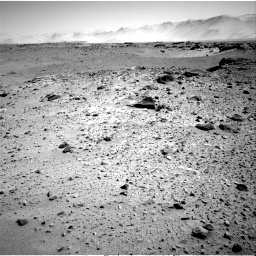 Nasa's Mars rover Curiosity acquired this image using its Right Navigation Camera on Sol 563, at drive 1374, site number 28