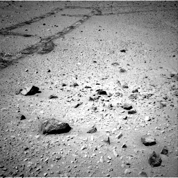 Nasa's Mars rover Curiosity acquired this image using its Right Navigation Camera on Sol 563, at drive 1404, site number 28