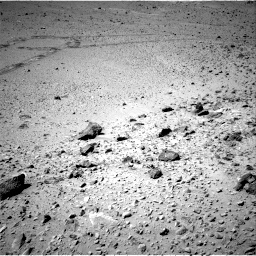 Nasa's Mars rover Curiosity acquired this image using its Right Navigation Camera on Sol 563, at drive 1422, site number 28